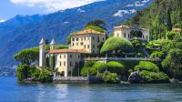 luxury wedding como lake